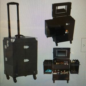 Other - Professional Makeup Trolley - Detachable Wheels